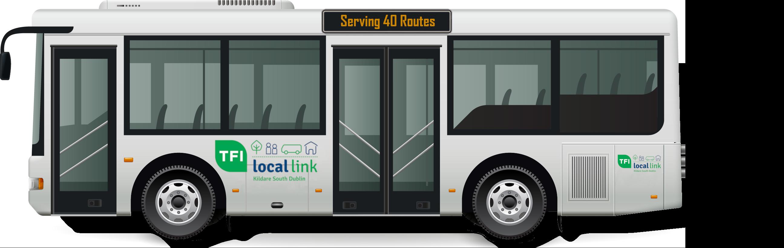 Local Link Bus TFI Kildare South Dublin